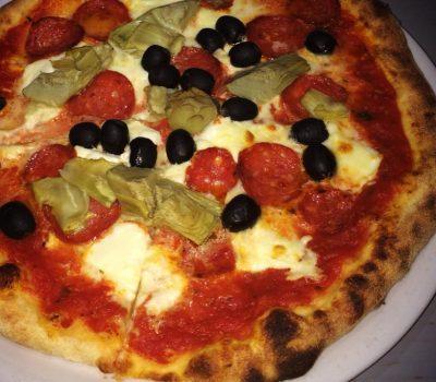 la pizza tre porte